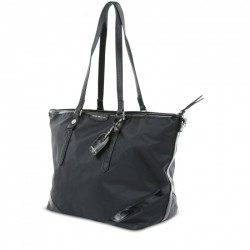 BOLSO JULIES ROMANCE BLACK METALLIC