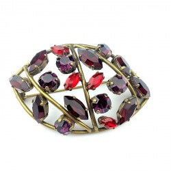 BROCHE NATURE BIJOUX OUT B12